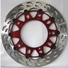 Discacciati Brake systems Full floating front disc Ø310mm, interchangeable with original for Honda RC30/RC45