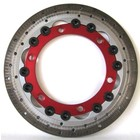 Discacciati Brake systems Full floating front disc Honda interchangeable with original CBR 600 to '94