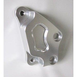 Discacciati Brake systems Bracket for Triumph Thunderbird 900Year '95>'99 4 pistons caliper FDR0003 and original disc Ø. For Thunderbird 900 SPORT 2001>2004 it is necessary to use the right bracket with caliper FDR0004