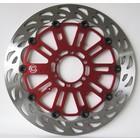 Discacciati Brake systems Vollschwimmende Scheibe CBR600 -04 Durchmesser 276mm