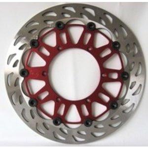 Discacciati Brake systems Conversion kit to full floating disc KTM 950SM diam 320mm