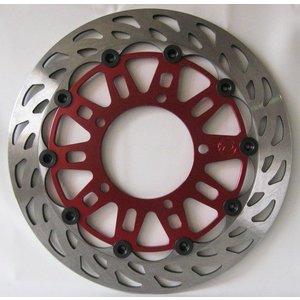 Discacciati Brake systems Aprilia RSV1000 -03 Volledig zwevende schijf diam. 320mm