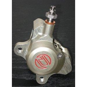 Discacciati Brake systems Bremssattel Piaggio ZIP 2-Kolben Ø 34 mm für den Einsatz mit Ø 200mm Scheibe