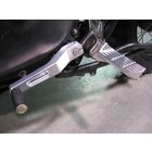 Discacciati Brake systems Triumph Scrambler Verstelbare remschakelset