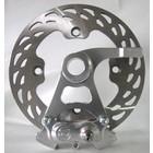 Discacciati Brake systems Rear Brake Kit Honda CBR600RR from 2006. DiscØ 220, 4-piston Caliper and Bracket
