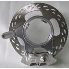 Discacciati Brake systems Ducati 748 / 916 / 996 / 998 Rear wheel caliper and bracket kit,