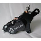 Discacciati Brake systems Front caliper right 4 pistons HD for Dyna MY 2007> and V-Rod.
