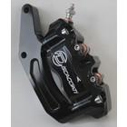 Discacciati Brake systems HD mit einer Festplatte: Radialbremssattelhalter-Kit für 330mm Scheibe