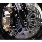Discacciati Brake systems XR1200-Upgrade-Kit nach Radialbremssattel fuer größeren Scheiben Ø 320mm