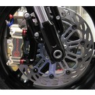 Discacciati Brake systems XR1200 upgrade kit to radial calipers and larger discs diam 320mm