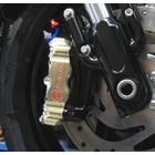 Discacciati Brake systems XR1200 Umbausatz von original nach Radialbremszangen für Verwendung mit Original-Bremsscheiben