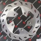 Discacciati Brake systems V-Rod Achterste vaste remschijf Ø 300 mm uitwisselbaar met originele schijf
