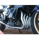 Spark Exhaust Technology FZ8 / FZ8 Fazer (10-11) Compleet spruitstuk RVS