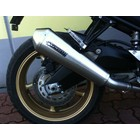 Spark Exhaust Technology FZ8/ FZ8 Fazer ( 10-11 ) Stainless steel silencer megaphone with EU approval