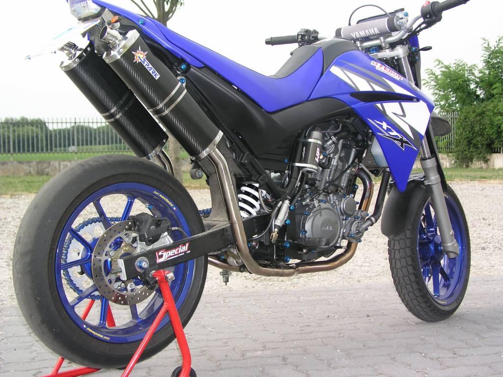 Spark Exhaust Technology Xt 660 X R 04 09 Carbon