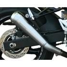 Spark Exhaust Technology GSR 750 (2011 -) RVS GP stijl demper met EU goedkeuring
