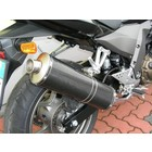 Spark Exhaust Technology Z 750 - Z 750 S ('04/'06) titanium and carbon silencer EU approval