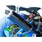 Spark Exhaust Technology ZX 10 R ('03 / '05) Schalldämpfer Titan. & Kohlefaser, die EU-Zulassung