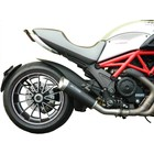Spark Exhaust Technology DIAVEL dark style silencer open version