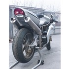 Spark Exhaust Technology 620 /750 SS IE - 900 SS IE ('98/'02) titanium silencers ROUND high EU approval