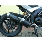 Spark Exhaust Technology MULTISTRADA 1200 stainless steel silencer, EU approved