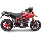 Spark Exhaust Technology HYPERMOTARD 796/1100- S /1100 EVO-SP Carbon Fibre silencers with EU approval