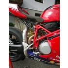 Spark Exhaust Technology 999 (05>) / 999R (04>) / 749R FULL SYSTEM Edelstahl EU-Zulassung