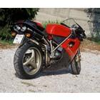Spark Exhaust Technology 996 S / 996 R / 998 S Schalldämpfer aus Kohlefaser, mit EU-Zulassung