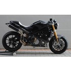 Spark Exhaust Technology M S4R (07-08) S4RS (06-08) carbon silencers round,EU approval