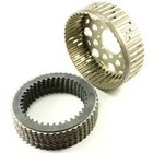 EVR Special Parts EVR Z48 Basket + clutch plates kit 1098/S-Hypermotard 1100/S-08/09