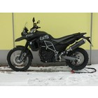 Spark Exhaust Technology Spark ovale carbon demper F 700GS / F 800GS met EU goedkeuring