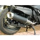 Spark Exhaust Technology Spark-Schalldämpfer EVO Max VT 400 EU-Zulassung 13 -