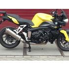 Spark Exhaust Technology K1200R/S/GT 06- Carbon Force demper met E-keur