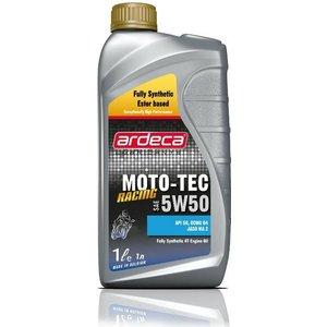 Ardeca Moto Tec 5W50 Ester Racing 4T 1L