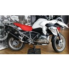 Spark Exhaust Technology BMW R1200GS 2013 - silencer Dark style Force open version