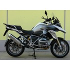 Spark Exhaust Technology BMW R1200GS 2013 - demper Titanium Model Force open uitvoering