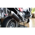 Spark Exhaust Technology BMW R1200GS 2013 - silencer Carbon fibre Force open