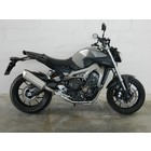 Spark Exhaust Technology Yamaha MT 09 14-Full system stainless steel muffler high position with EU approval
