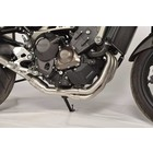 Spark Exhaust Technology Yamaha MT 09 14-Full Sytem Dark style Schalldämpfer hohe Position mit ABE