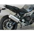 Spark Exhaust Technology Yamaha MT 09 14-Full system with Titanium silencer high position with EU approval