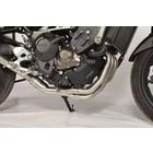 Spark Exhaust Technology Yamaha MT 09 14- bochtenset uit RVS