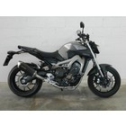 Spark Exhaust Technology Yamaha MT 09 14-Dark style muffler high position with EU approval