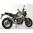 Spark Exhaust Technology Yamaha MT 14-09 Carbon silencer high position with EU approval