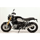 Spark Exhaust Technology RnineT 70's style  stainless steel silencer with EU approval
