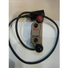 Spider Accessori Moto Start / Stop -Taste in Magnesium Panigale 899/1199