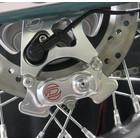 Discacciati Brake systems Hinterrad-Bremssattel- 4 kolben Upgrade-Kit Sport & Paul Smart 1000