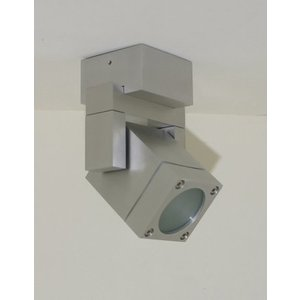R&M Line Square LED spotlight 230v IP54 dimmable