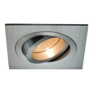 R&M Line Vierkante aluminium design Inbouwspot