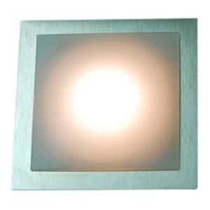 R&M Line Mini led-inbouwarmatuur eco-square 1 watt 12v