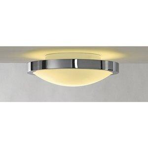 SLV Ceiling lamp round, chrome